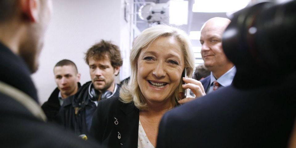 """""""Voldemort Marine Le Pen"""" parmi les requêtes sur la candidate FN les plus recherchées durant le débat"""