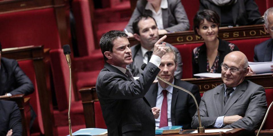 Vote de confiance de Manuel Valls: qui vote pour, qui votre contre