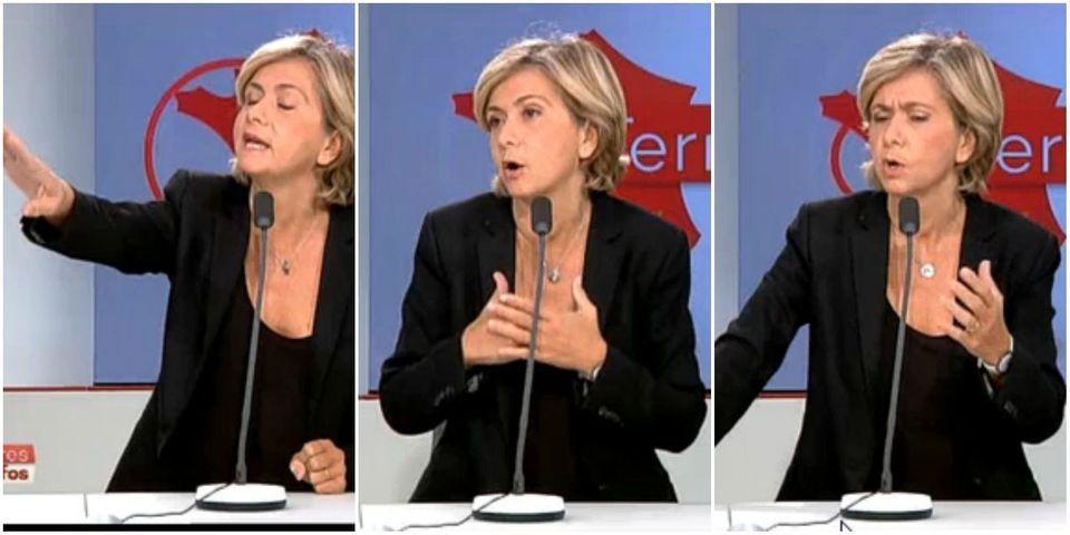 """""""Votre question est sacrément orientée !"""": la colère froide de Valérie Pécresse questionnée sur son mari et une possible """"confusion des genres"""""""