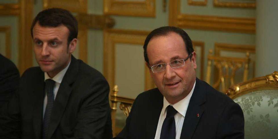 Vu de chez Arnaud Montebourg, Emmanuel Macron, voilà l'ennemi !